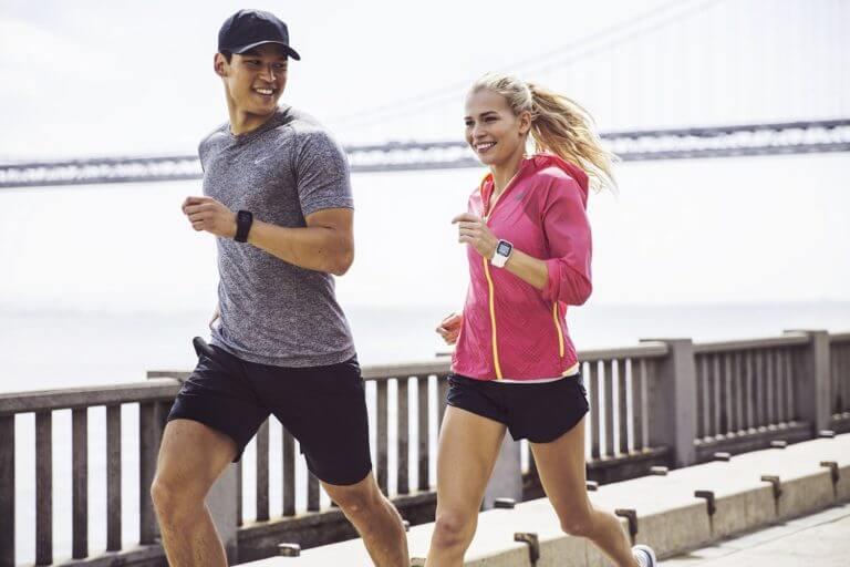 Tecnología utilizada en el running