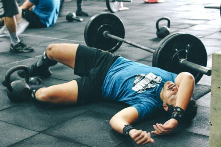 La importancia del descanso después de entrenar