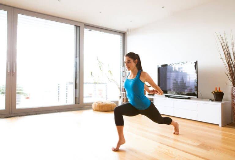 Los mejores ejercicios dinámicos para calentar antes del entrenamiento