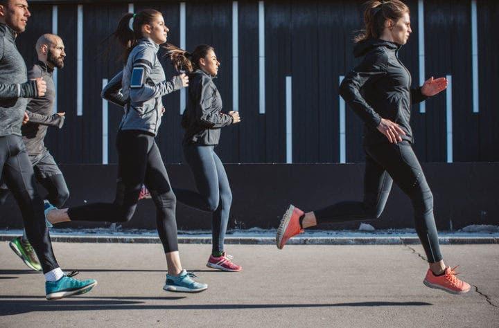 Ejercicios para mejorar el ritmo de carrera de los corredores