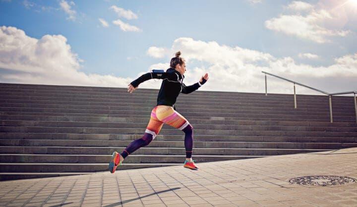 Ejercicios de zancadas para runners