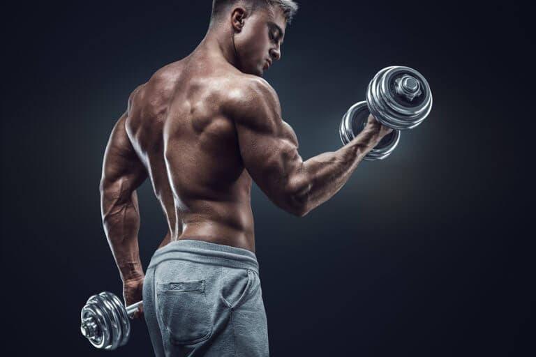 Cómo se debe entrenar para ganar masa muscular
