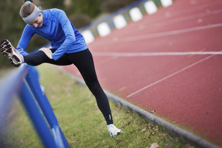 ¿Cómo enfriar correctamente después de entrenar?