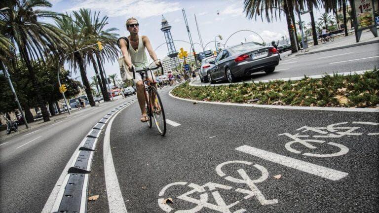 Reglas para circular con seguridad por el carril bici
