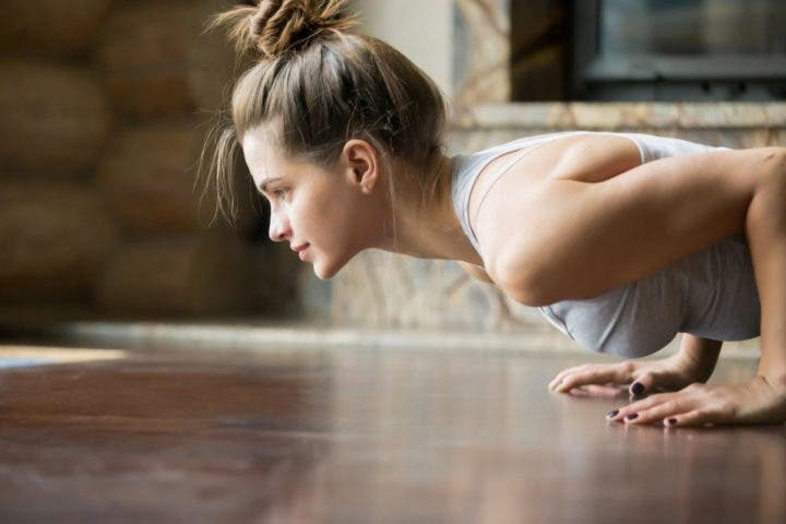 Ejercicios de peso corporal para incorporar a rutina HIIT