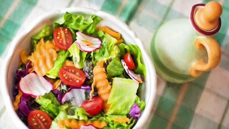 Recetas de ensaladas nutritivas