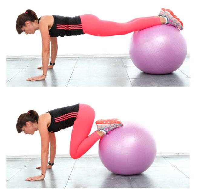 Ejercicios de estabilidad para el abdomen inferior