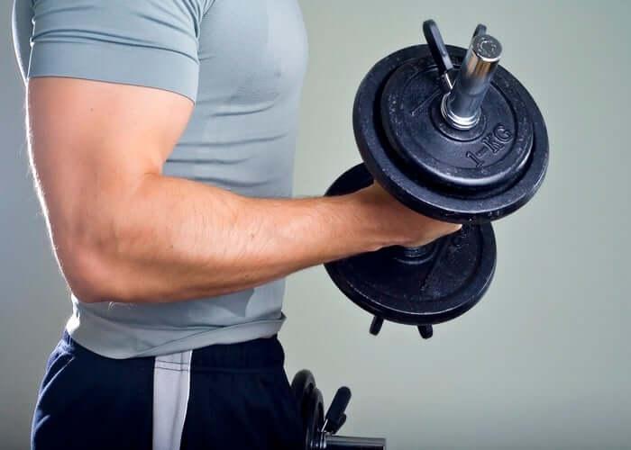 Claves para hacer crecer el bíceps