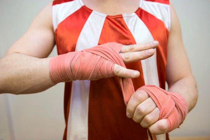 Importancia del vendaje de manos para el boxeo