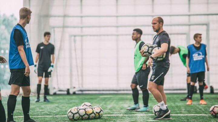 Recursos tecnológicos para entrenadores de fútbol