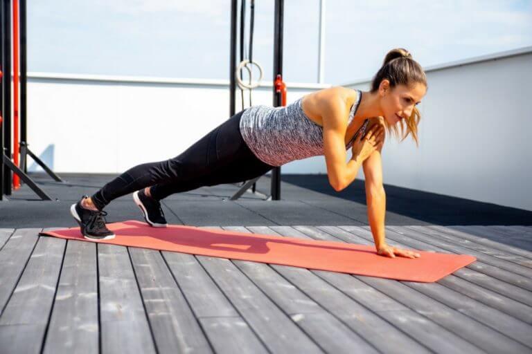 Rutina innovadora para fortalecer tu core