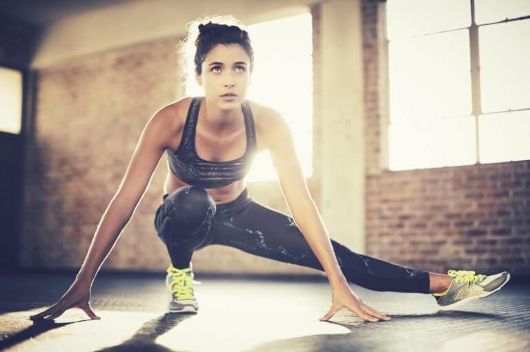 Rutina tabata de 30 minutos con tu propio peso corporal