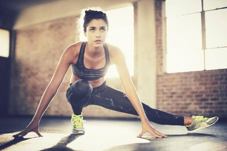 Rutina de ejercicios tabata con tu peso corporal