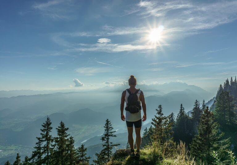El senderismo ayuda a convertirte en un runner más rápido