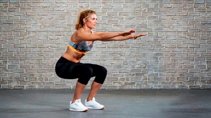 Mejor ejercicio para glúteos con peso corporal