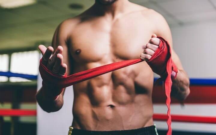 ¿Para qué sirven las vendas para boxear?