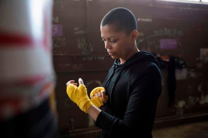 Guía para vendarse las manos para boxear