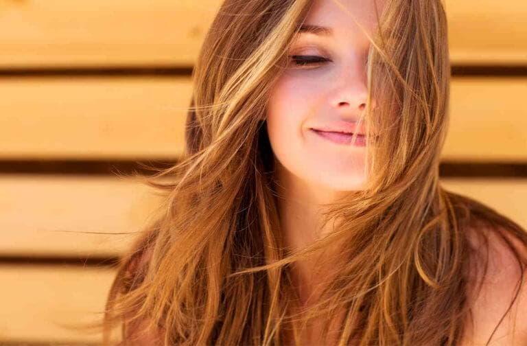 El colágeno mejora la salud del cabello