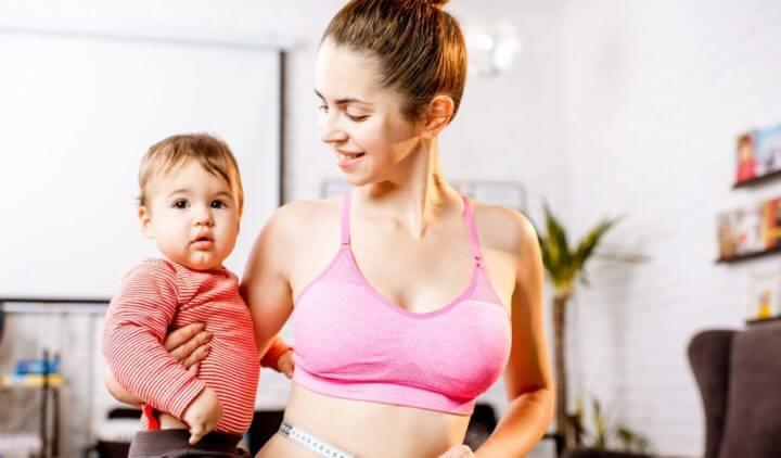 alăptarea împiedică pierderea în greutate