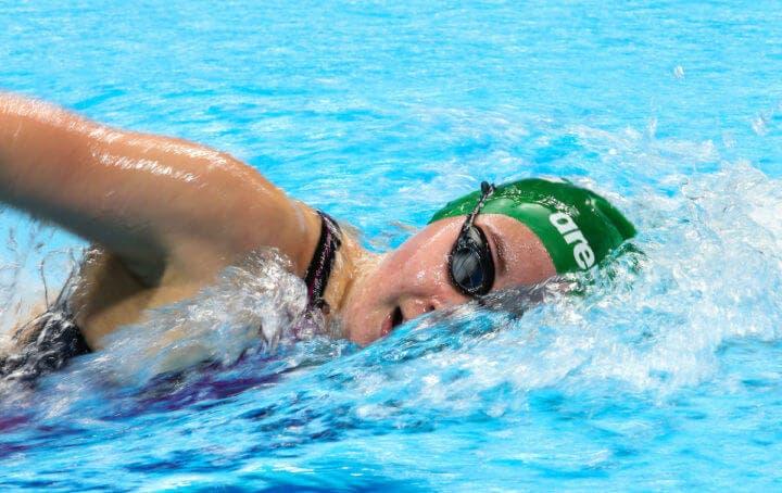 Aprender a nadar sin ayuda de un entrenador