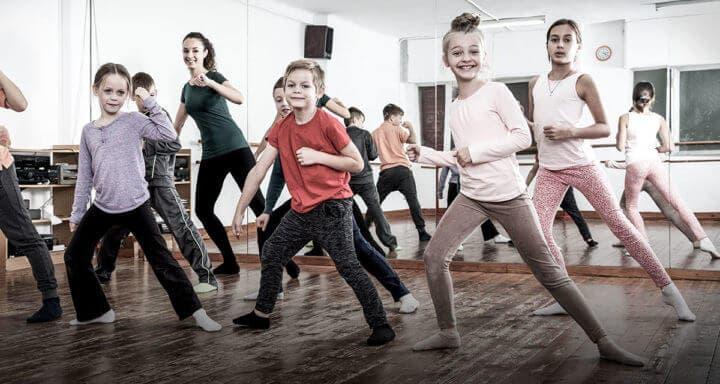 Bailar en un buen ejercicio para todos