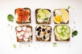 un desayuno saludable para empezar el dia