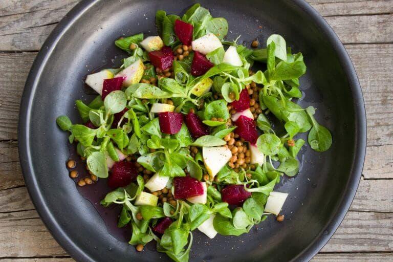 7 desayunos veganos altos en proteína