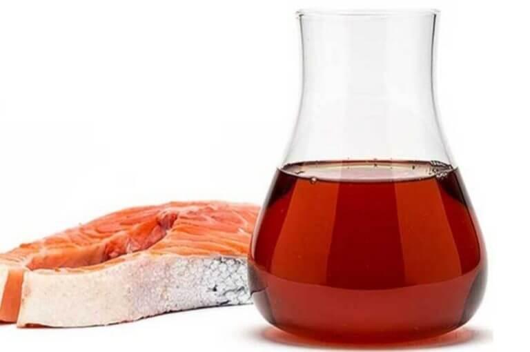 8 beneficios impresionantes del aceite de salmón