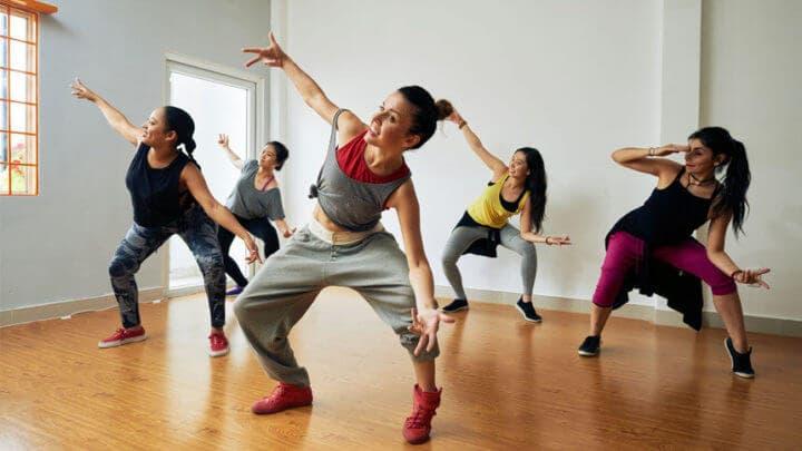 Bailar reduce la depresión