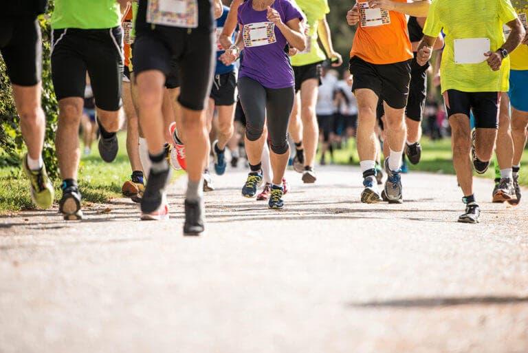Beneficios de los shorts de compresión en el running