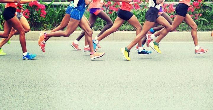 Cómo vestirte para una media maratón