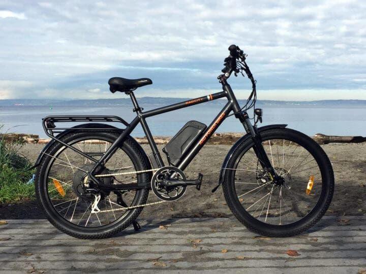 La Rad Power es una bicicleta eléctrica de bajo precio