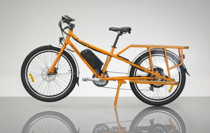 La bicicleta eléctrica RadWagon es barata