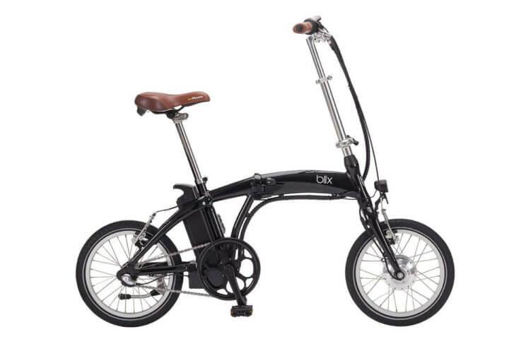 La Blix Vika Plus es una bicicleta eléctrica económica