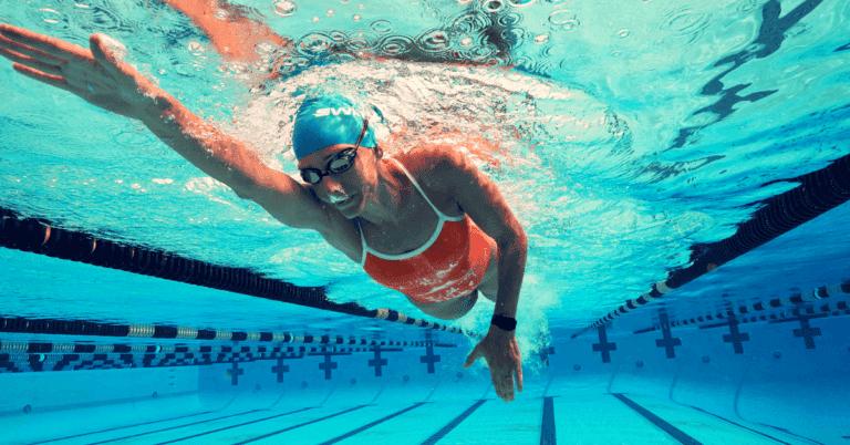 Tipos de brazadas de natación