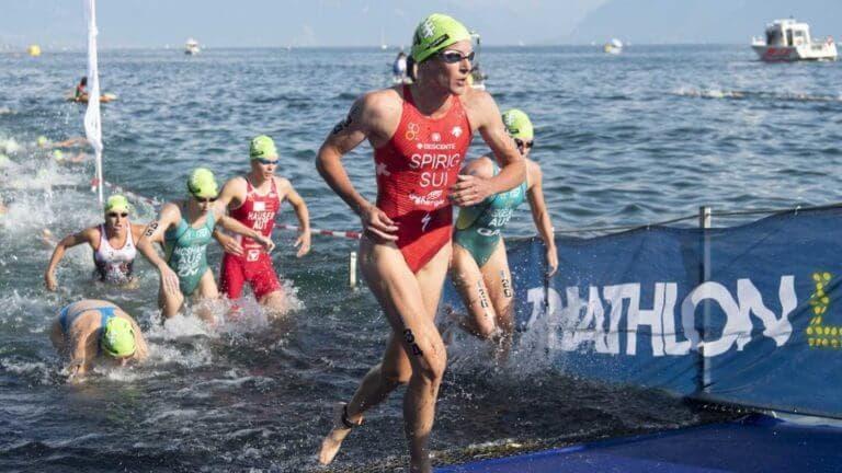 Entrenamiento que te hará llegar a la meta del triatlón
