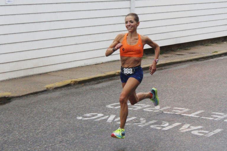 Métodos de entrenamiento para correr una 15K
