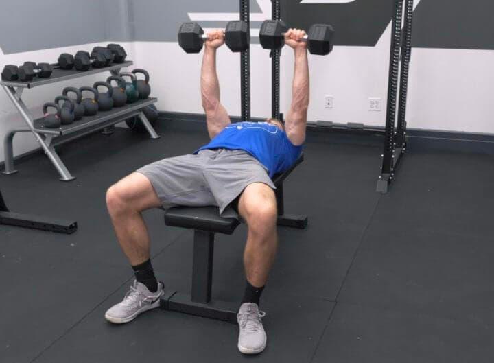 Ejercicios para corregir desequilibrios del pectoral