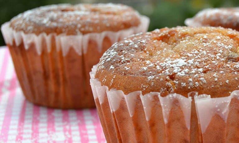 Cómo hacer muffins saludables