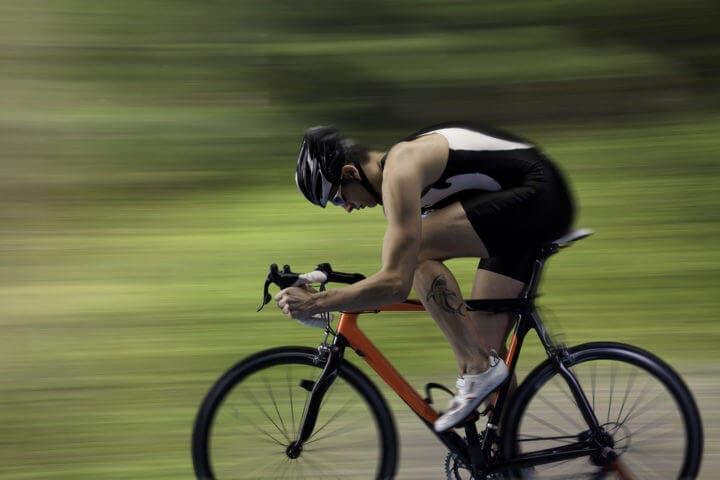 Cómo construir resistencia en ciclistas