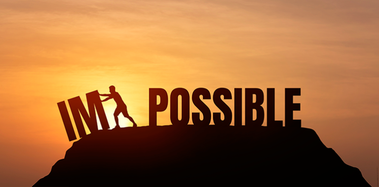 Nada es imposible si sigues estos consejos