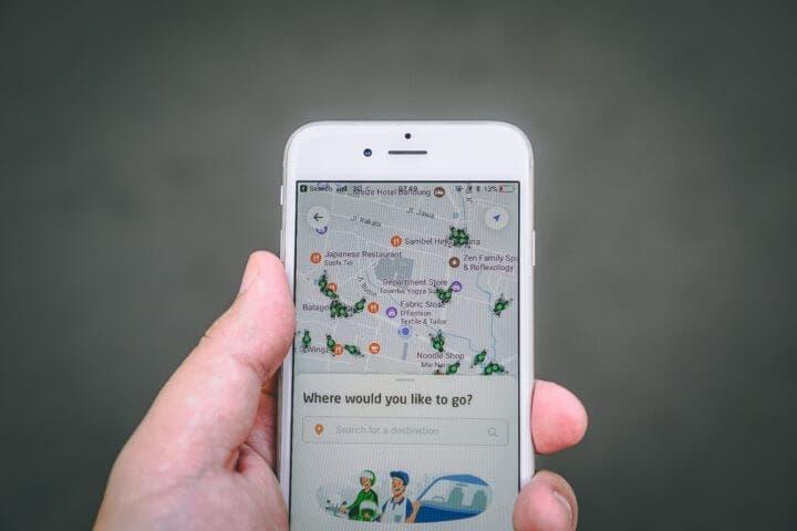 Wi-Fi Around localiza puntos Wi-Fi durante tu viaje