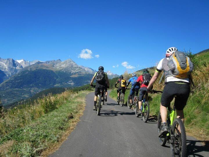 Consejos para preparar tu cuerpo para el ciclismo en altitud