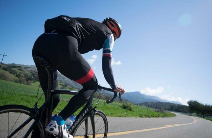 Fortalecer los glúteos para practicar ciclismo