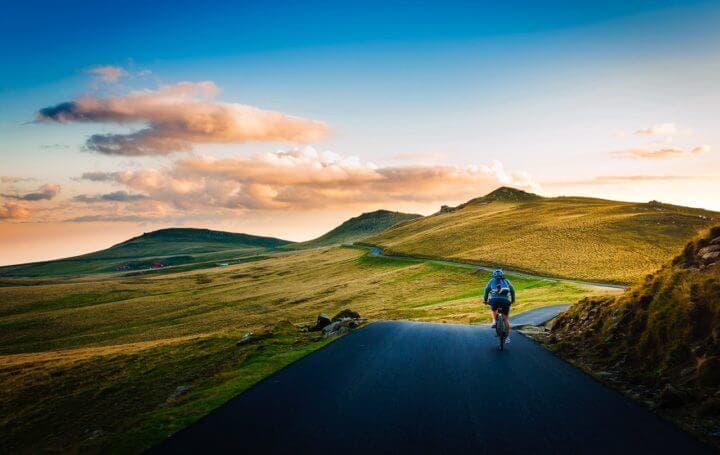 Aumentar tu VO2 máx para practicar ciclismo en altitud