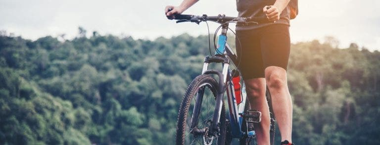 ¿Qué músculos tonificas haciendo ciclismo?