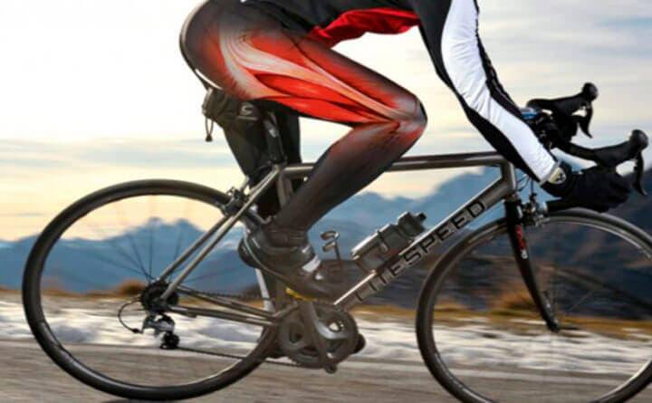 Los beneficios del ciclismo para tus tendones y cuádriceps