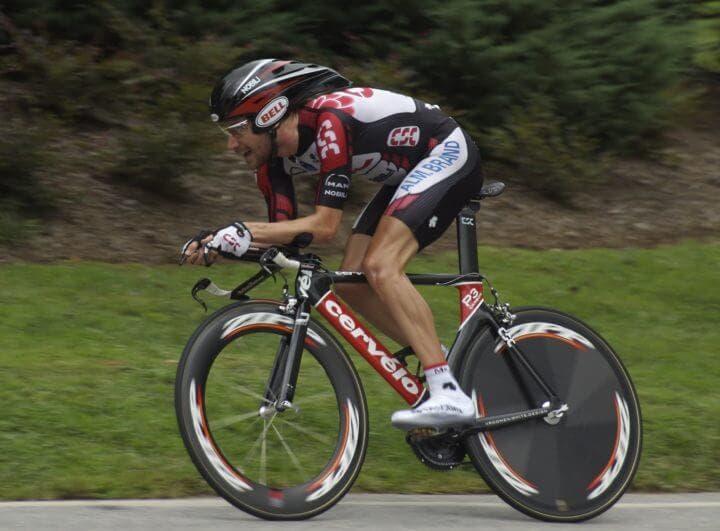 ¿Qué músculos desarrolla un entrenamiento de ciclismo?