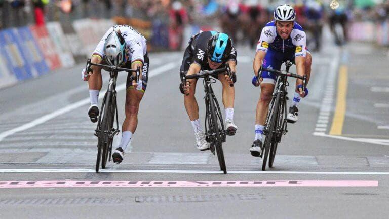Recomendaciones para mejorar los sprints en ciclismo