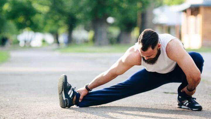 Cómo estirar después de un entrenamiento de running
